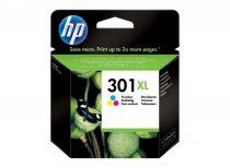 301XL (CH564EE) Color HP eredeti tintapatron