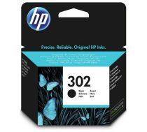 302 fekete (F6U66AE) HP eredeti tintapatron