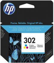 302 Color (F6U65AE) HP eredeti tintapatron