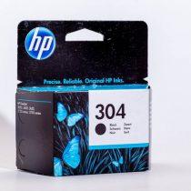 304 fekete (NO.N9K06AE) HP eredeti tintapatron