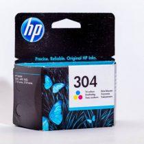 304 Color (NO.N9K05AE) HP eredeti tintapatron
