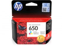 650 Color (CZ102AE) HP eredeti tintapatron