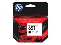 651 Bk (C2P10AE) HP eredeti tintapatron