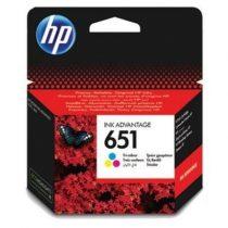 651 Color (C2P11AE) eredeti HP tintapatron