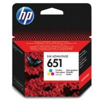 651 Color (C2P11AE) HP eredeti tintapatron