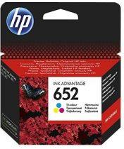 652 (F6V24AE) Color eredeti HP tintapatron