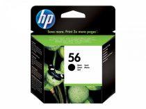 6656 Bk (No.C6656A) HP eredeti tintapatron