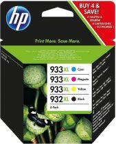 932XL, 933XL (C2P42AE) HP eredeti Multipack tintapatron