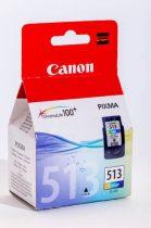 CL-513 (CL513) Color eredeti Canon tintapatron