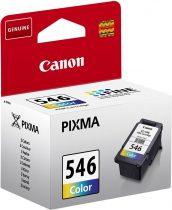 CL-546 (CL546) eredeti Color Canon tintapatron