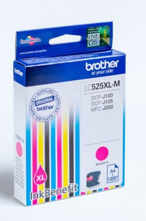 BROTHER LC525XL MAGENTA EREDETI TINTAPATRON