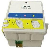 T039 CMY utángyártott tintapatron