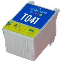 T041 CMY utángyártott tintapatron