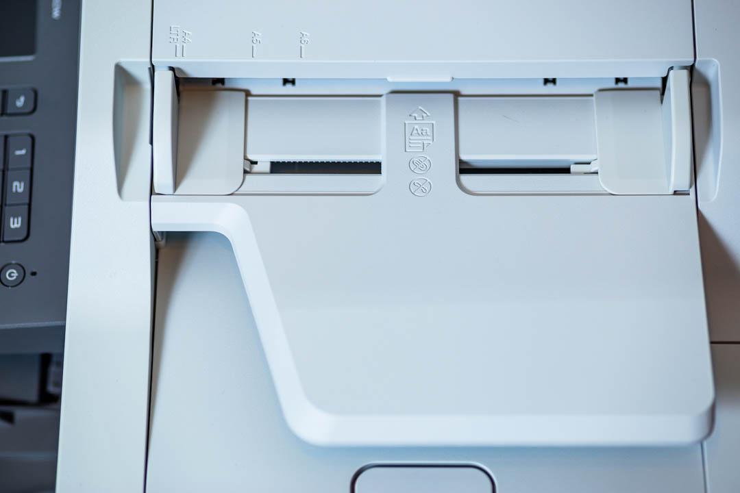 Brother L3550CDW színes LED nyomtató és szkenner automata lapadagolója