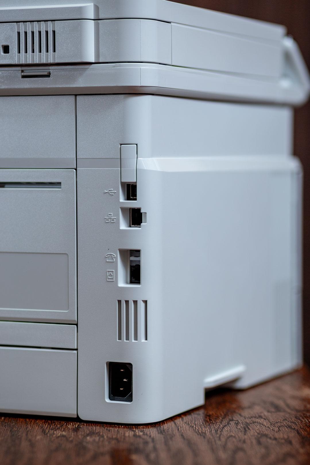 M426fdn szupergyors HP multifunkciós lézernyomtató - USB, Ethernet, Fax