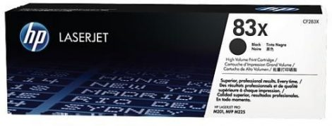 283X (CF283X) eredeti HP tonerkazetta