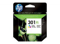 301XL Color (CH564EE) HP eredeti tintapatron