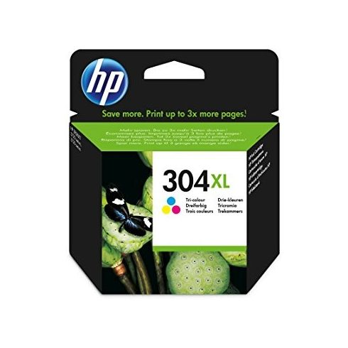 304XL COLOR (NO.N9K07AE) EREDETI HP TINTAPATRON