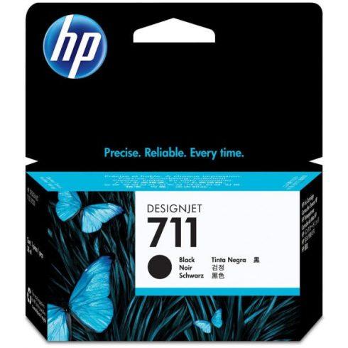 711 BLACK (CZ129A ) HP EREDETI TINTAPATRON