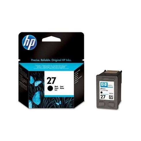 8727 HP (C8727A) FEKETE HP TINTAPATRON