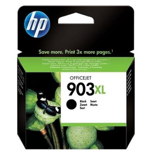 903XL BLACK (T6M15AE) EREDETI HP TINTAPATRON