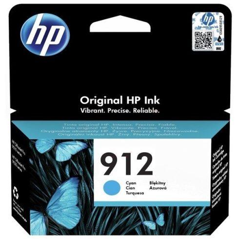 912 CYAN (3YL77AE) HP EREDETI TINTAPATRON
