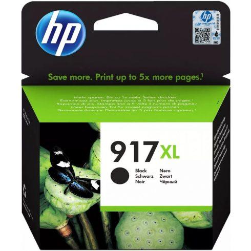 917XL BLACK 1,5K (3YL85AE) HP EREDETI TINTAPATRON