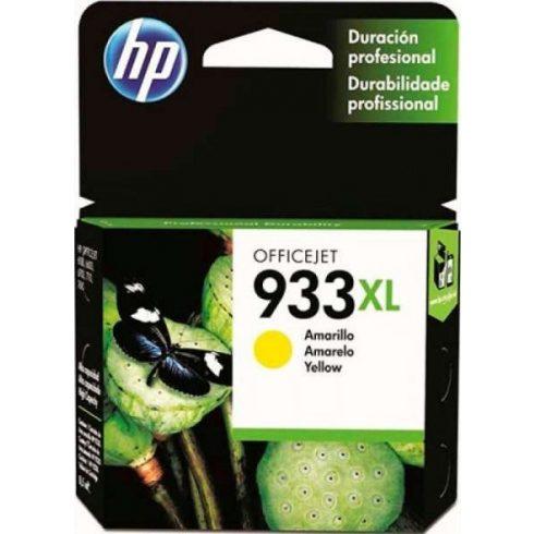 933XL (CN056AE) YELLOW EREDETI HP TINTAPATRON