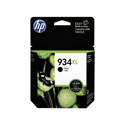 934XL BLACK (C2P23AE) EREDETI HP TINTAPATRON