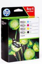 953XL 4 PACK (3HZ52AE) HP EREDETI MULTIPACK PATRONOK