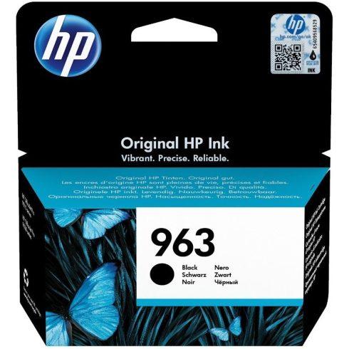 963 BLACK (3JA26AE) EREDETI HP TINTAPATRON
