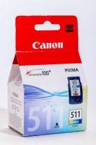 CL-511 (CL511) eredeti Canon tintapatron