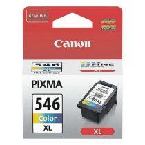 CL-546XL (CL546XL) eredeti Color Canon tintapatron