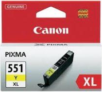 CLI-551XL YELLOW CANON TINTAPATRON