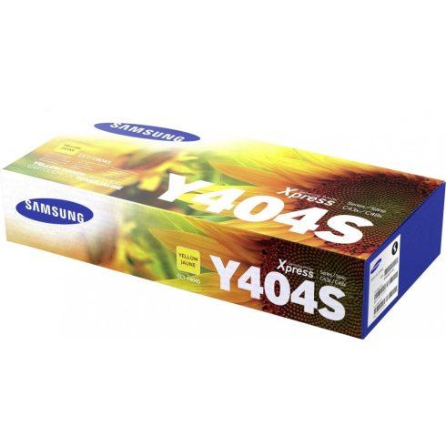 CLT-Y404S (C430/C480) YELLOW 1K EREDETI SAMSUNG TONER