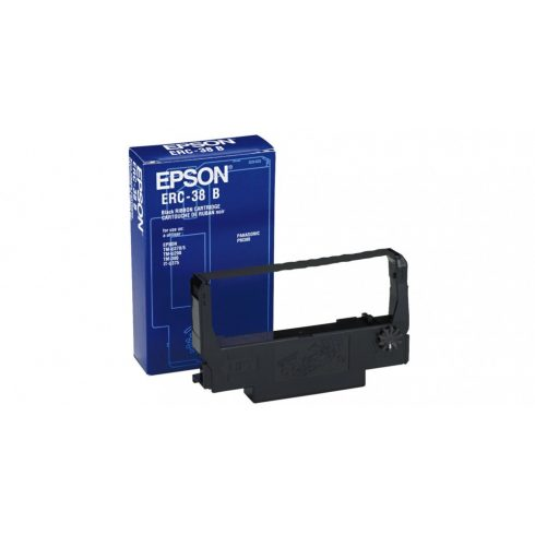 ERC38 EPSON BLACK/RED SZALAG