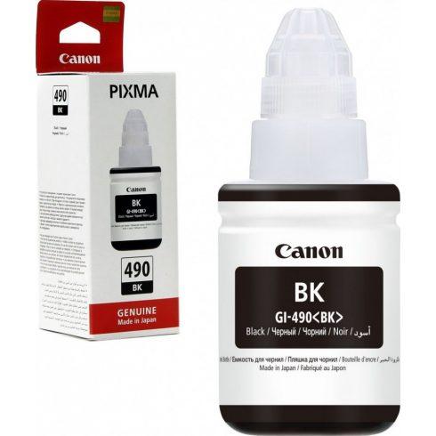 GI-490 BLACK EREDETI CANON TINTA