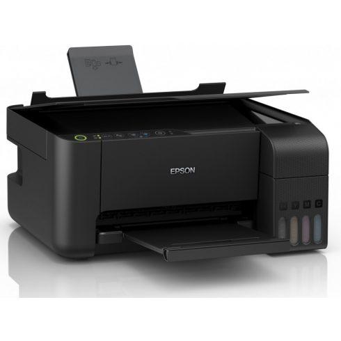 EPSON ECOTANK L3150 (A4/MFP/SZÍNES/USB/WIFI) NYOMTATÓ