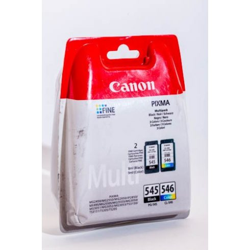 PG-545/CL-546 EREDETI CANON MULTIPACK