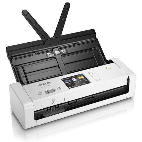 BROTHER ADS-1700W WI-FI/LAN/USB ADF/DUPLEX 25LAP/PERC SZKENNER