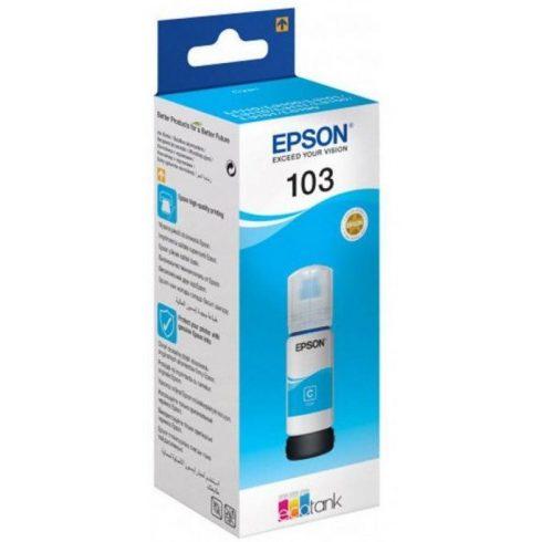 T00S2 (C13T00S24A) NO.103 CYAN 65ML EREDETI EPSON TINTAPATRON