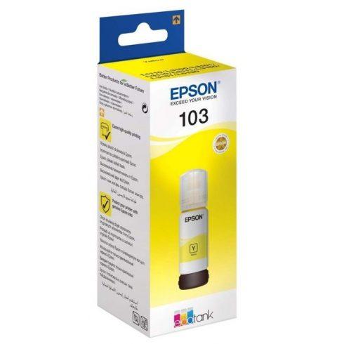 T00S4 (C13T00S44A) NO.103 YELLOW 65ML EREDETI EPSON TINTAPATRON