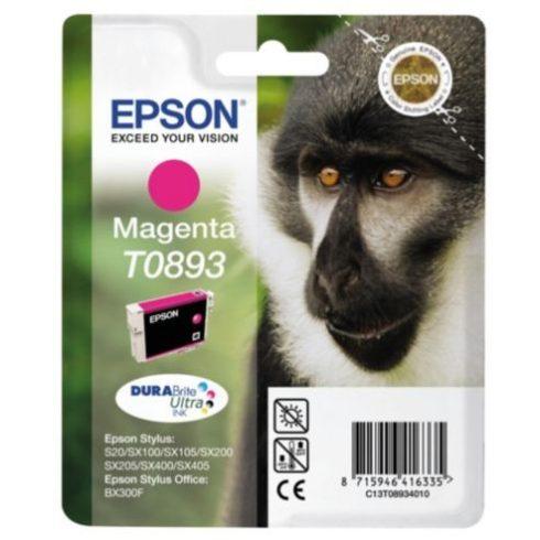 T0893 (C13T08934011) MAGENTA EPSON EREDETI TINTAPATRON