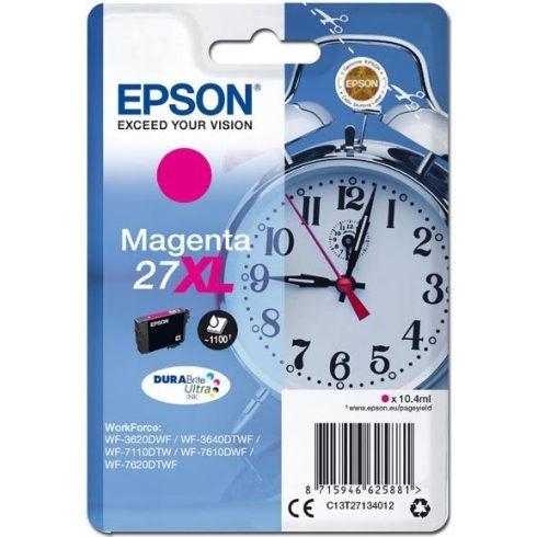 T2713 27XL (C13T27134012) MAGENTA EPSON EREDETI TINTAPATRON