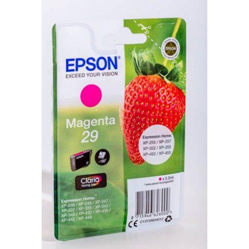 T2983 (C13T29834010) MAGENTA EPSON EREDETI TINTAPATRON