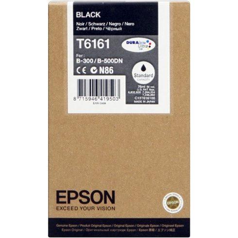 T6161 BLACK EREDETI EPSON TINTAPATRON 3K