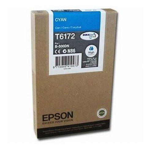 T6172 CYAN EREDETI EPSON TINTAPATRON 100 ML