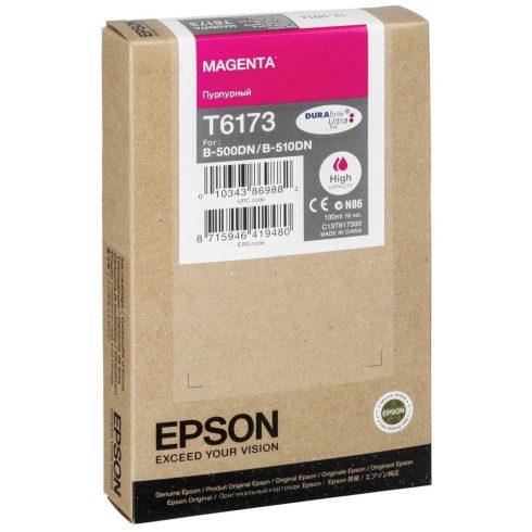 T6173 MAGENTA EREDETI EPSON TINTAPATRON 100ML