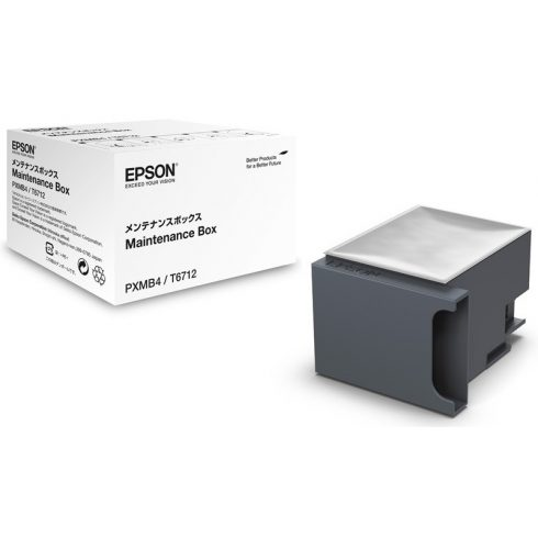 T6712 EPSON MAINTENANCE BOX 75K