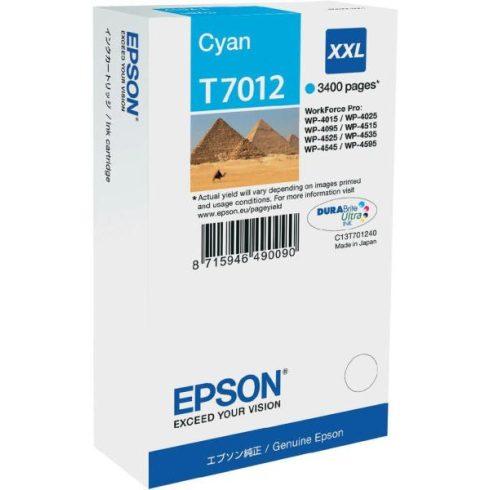 T7012 C XXL EREDETI EPSON TINTAPATRON